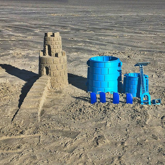 Sand and Snow Castle Kit