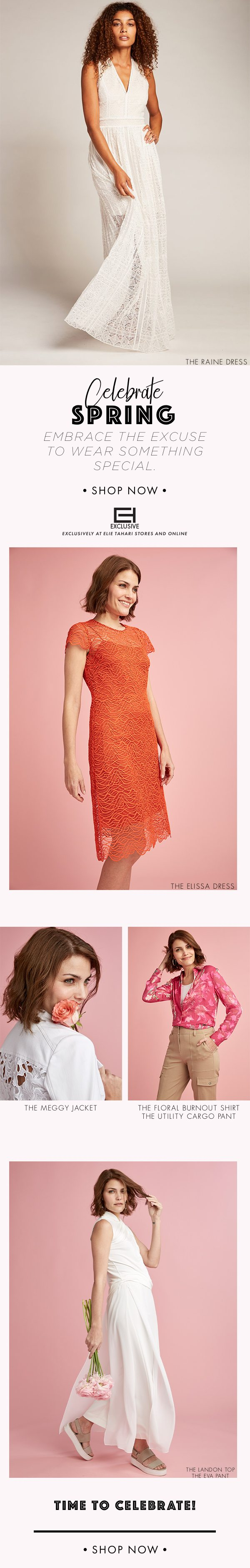 Scent Of Spring - Celebrate Spring, Embrace the Excuse To Wear Something Special.