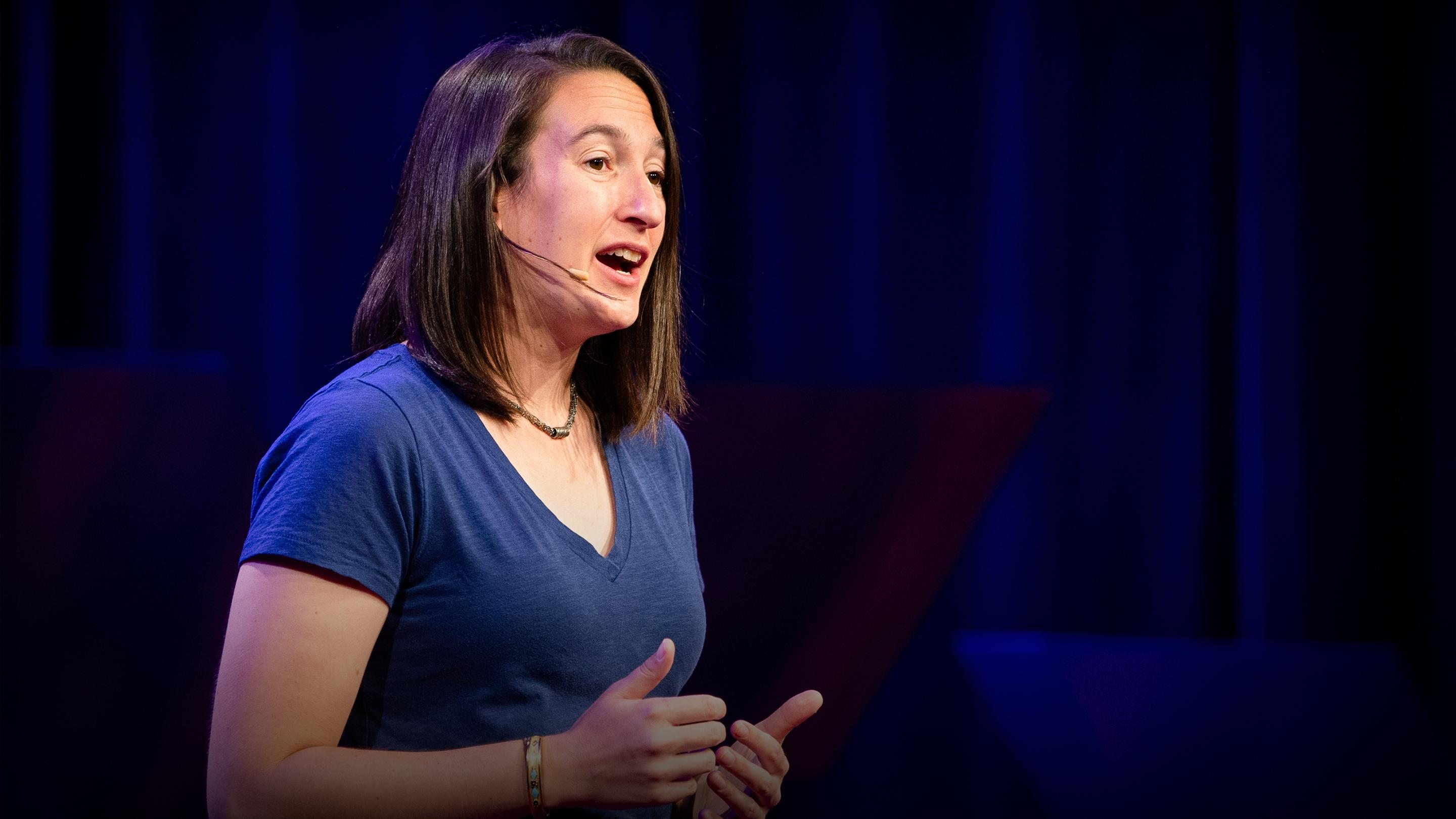 An idea from TED by Sarah Kurnick entitled You don't need aliens to make history interesting