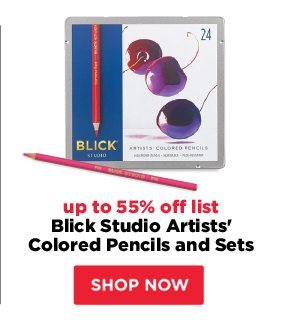 Blick Studio Artists' Colored Pencils and Sets - up to 55% off list