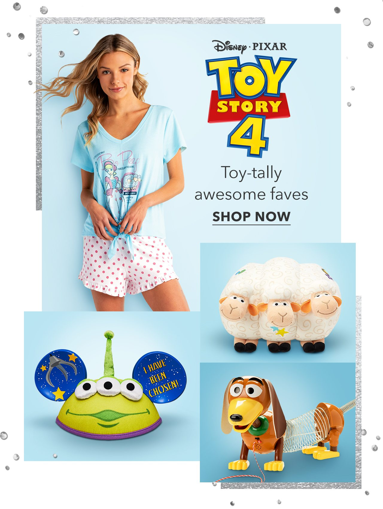 Toy Story 4 | Shop Now