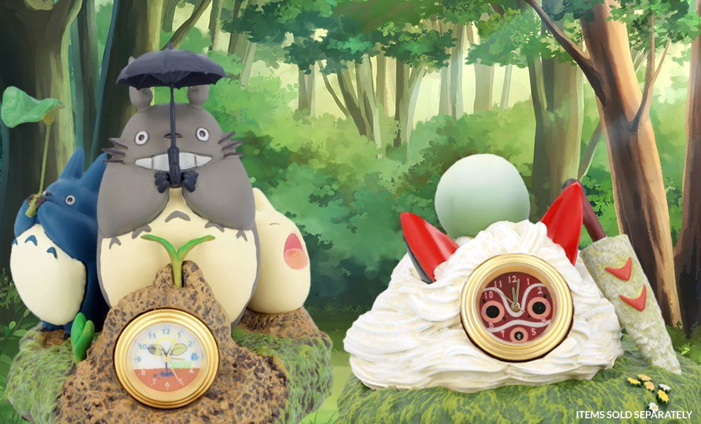 NEW Studio Ghibli Collectibles by Benelic