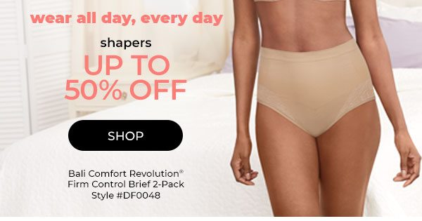 Shapewear up to 50% off - Turn on your images