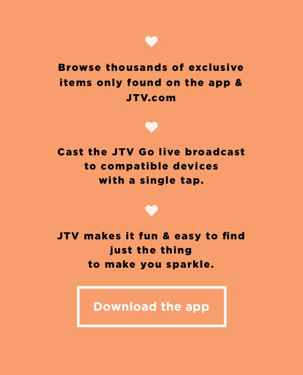 Shop thousands of items only found on the app & JTV.com