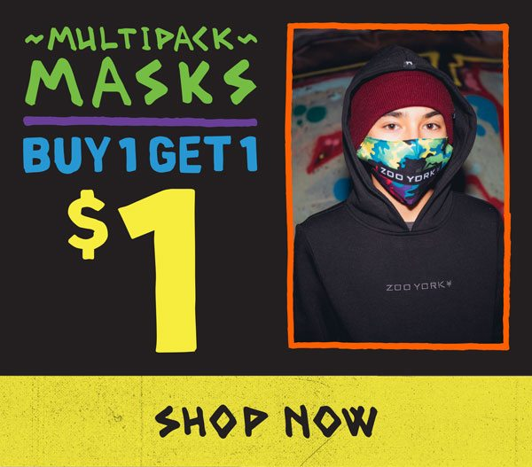 MULTIPACK MASKS