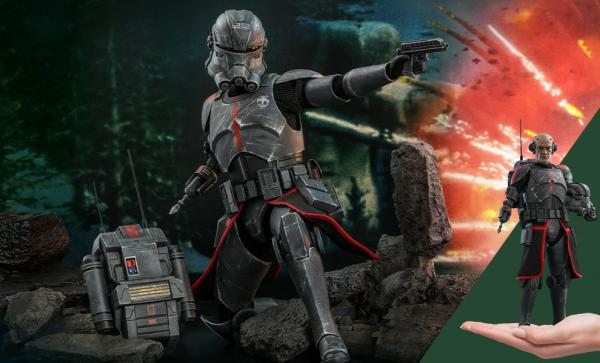 Echo Sixth Scale Figure by Hot Toys