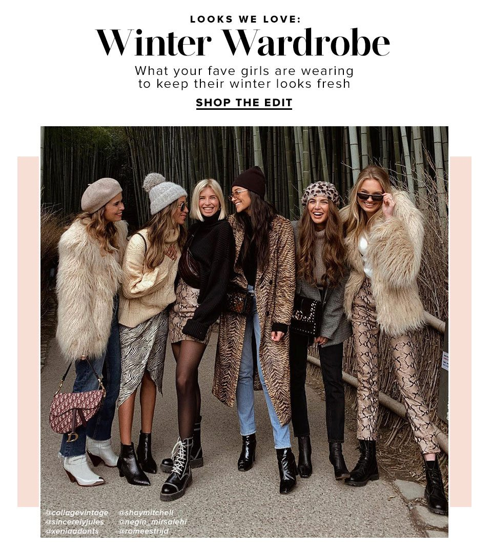 2da1a42e1a what you SHOULD be wearing - REVOLVE Email Archive
