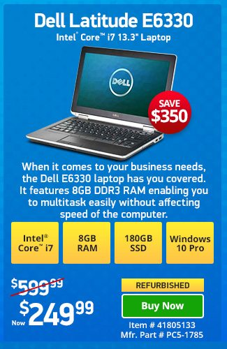 Here's Another Peek! Laptops From $109 - TigerDirect Email