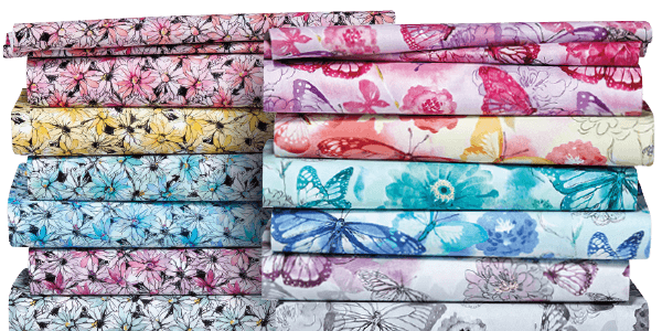 ENDS TOMORROW. 52% off your total purchase of Keepsake Calico Cotton Prints -when you stack- 40% Sale + 20% Coupon.