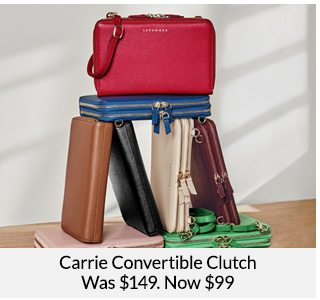 Shop Carrie Convertible Clutch
