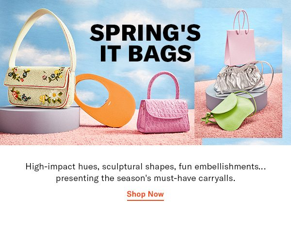 Spring's It Bags