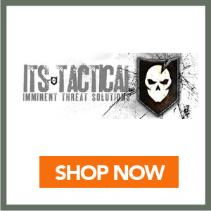 Save 40% off ITS Tactical