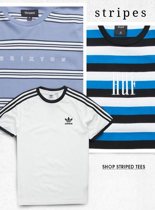 Shop Striped Tees