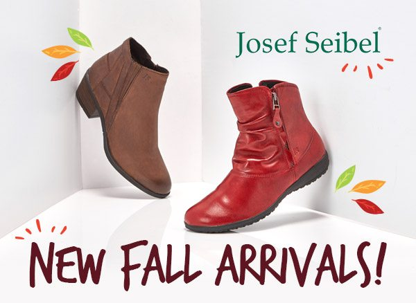 00bcf5ce690 It's time: FALL is here! Shop the latest fall boot trends at SoftMoc ...