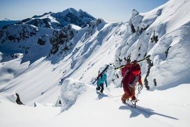 Built to Send: Rab Khroma Ski Collection Is All About the Backcountry