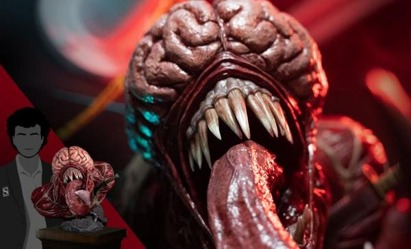 Resident Evil 2 - Licker Life-Size Bust by PureArts