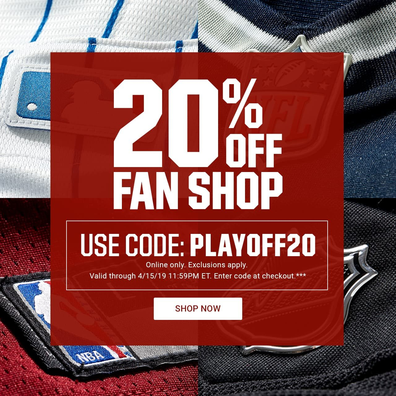 08e007cdbbe7 20% Off Fan Gear | Up to 25% Off Select Nike & Under Armour - DICK'S  Sporting Goods Email Archive