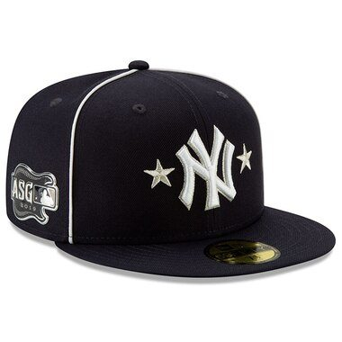 New York Yankees New Era 2019 MLB All-Star Game On-Field 59FIFTY Fitted Hat - Navy