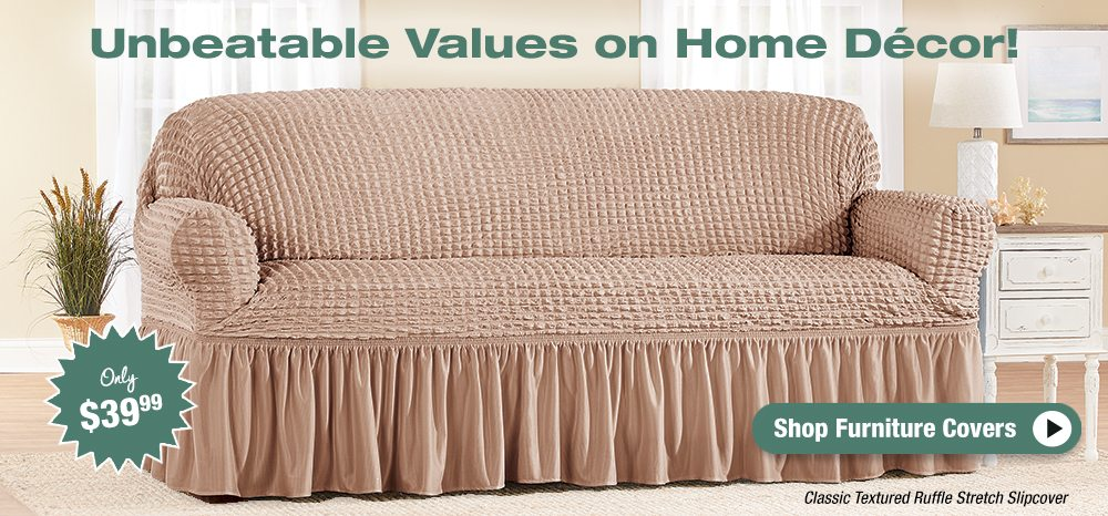 Unbeatable value on Home Decor