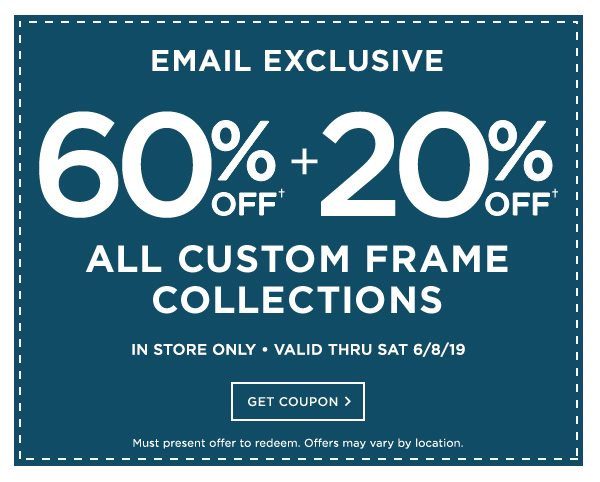Exclusive Get 60 An Extra 20 Off A Custom Framed Gift For Dad Michaels Email Archive