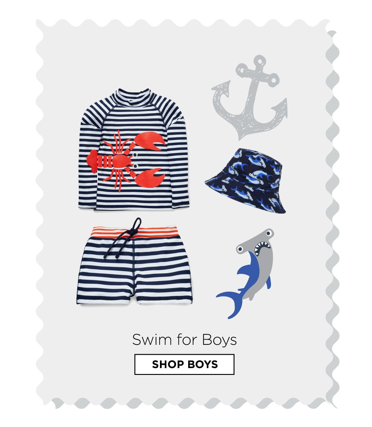 9921f1a8ce8d4 The Swim Shop | Swim for Baby, Child & Teen - Seed Heritage Email ...