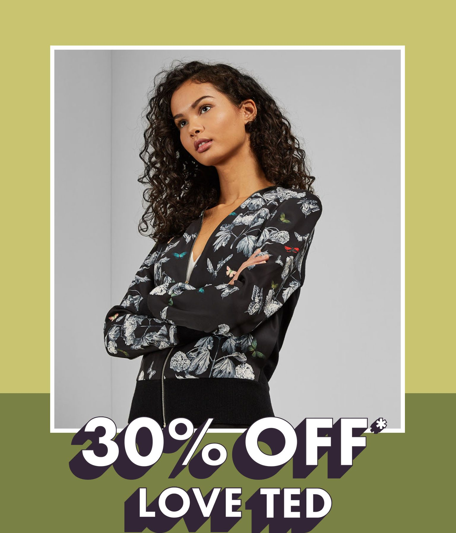 0bf199763 Feeling lucky  You should be - here s 30% off - Ted Baker London Email  Archive