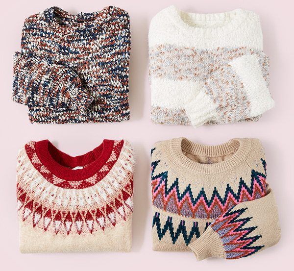 maurices sweaters.