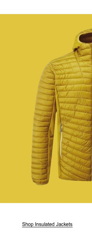 Shop Insulated Jackets