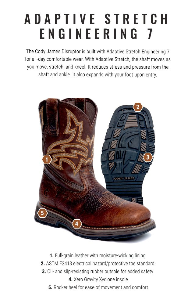 Boots & Apparel - Shop Now »
