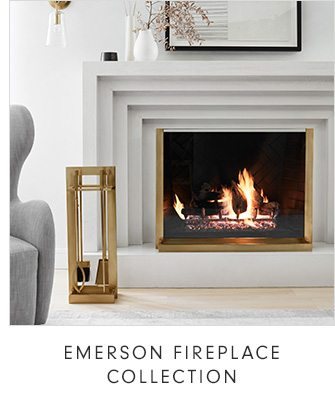 EMERSON FIREPLACE COLLECTION