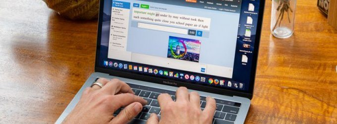 Apple's Finally Ditching the Butterfly Keyboard on the 16-inch MacBook Pro