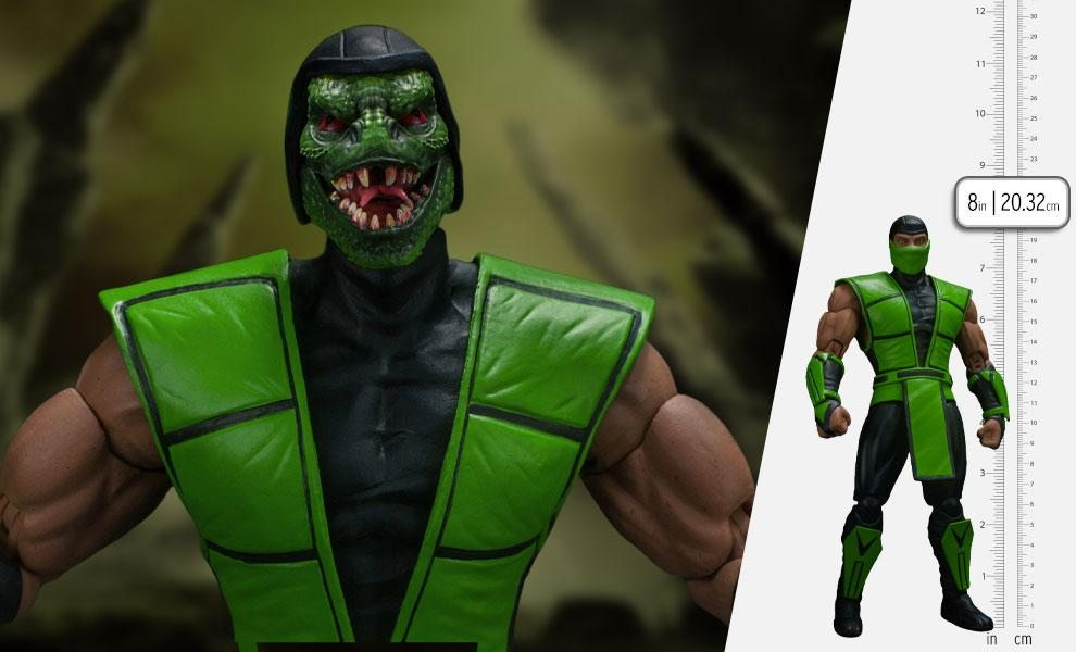 Reptile Action Figure by Storm Collectibles