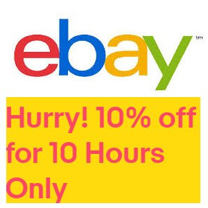 3aec2a8ea49 Today's Hottest Deals 🔥 10% Off ALL eBay UK - ENDS at 8PM 🔥 Argos ...