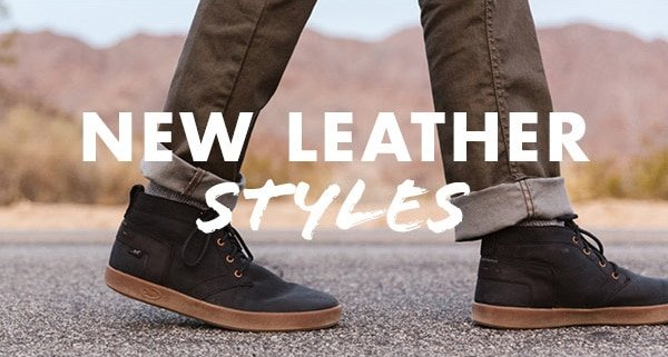 Meet Our New Leather Collection - Chaco