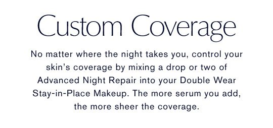 Custom Coverage
