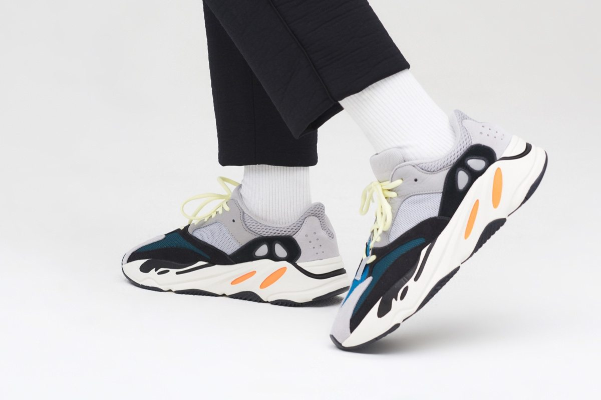 low priced c6e4d 29db9 RESTOCKED: Yeezy Boost 700 'Wave Runner' - GOAT Email Archive