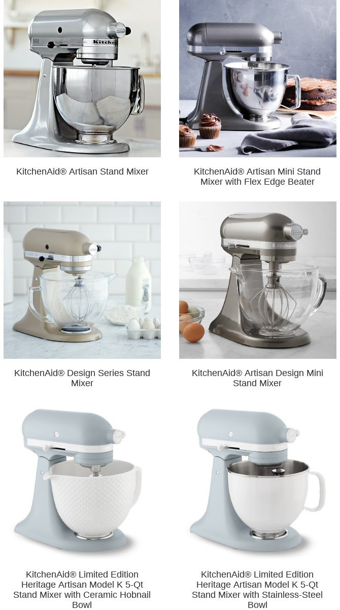 You Ve Earned The Kitchenaid R Artisan Mini Stand Mixer Please