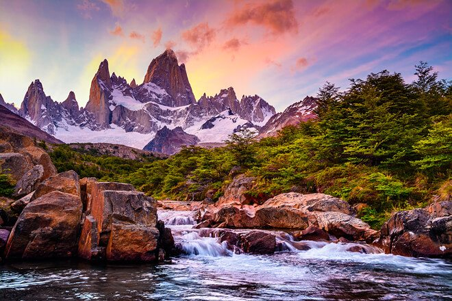 Explore Patagonia Base Camp Trek
