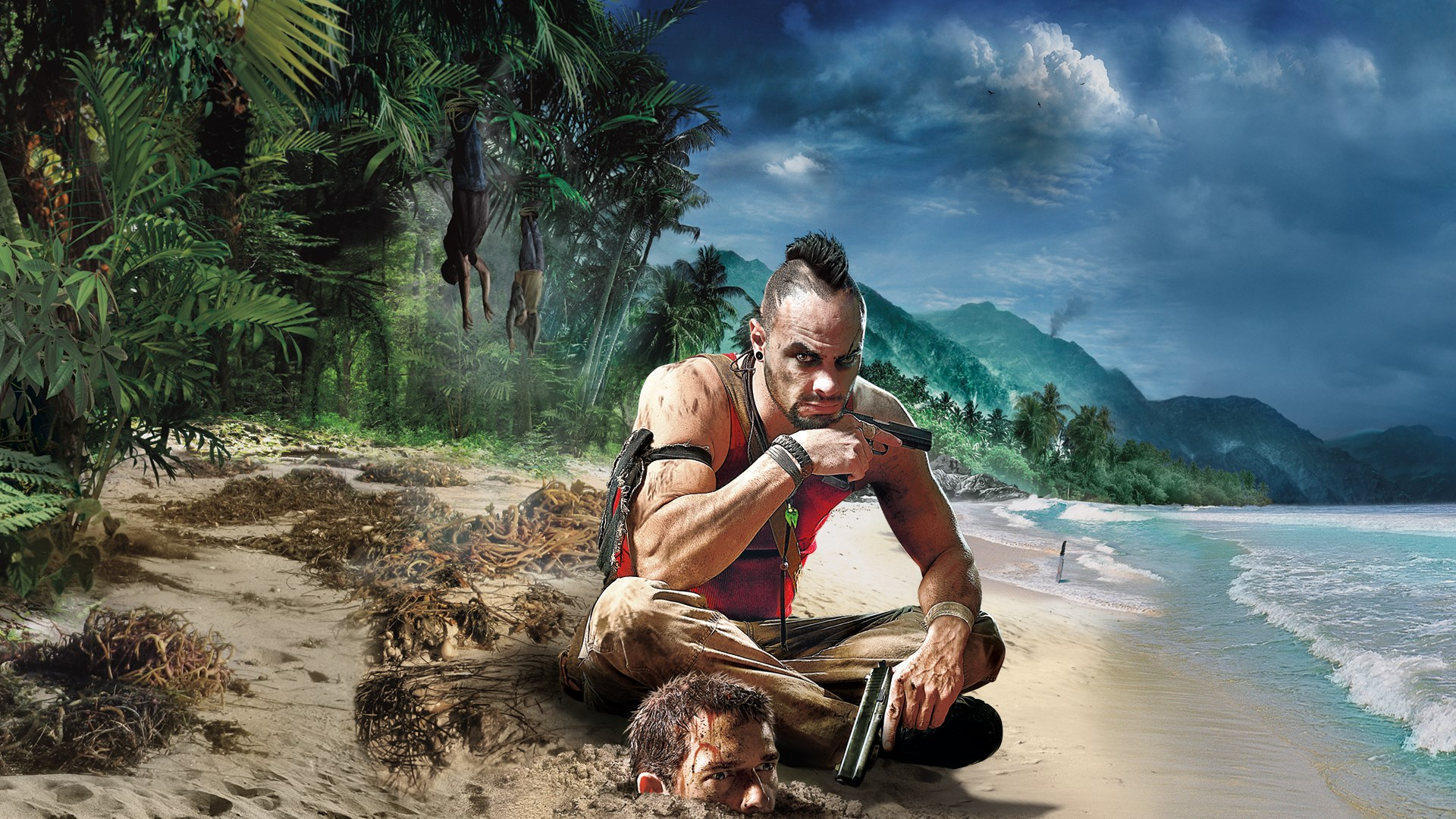 Far Cry 3 Character