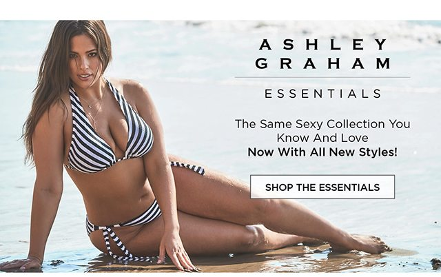Ashley Graham Essentials - Shop The Essentials