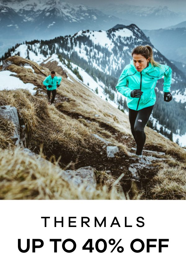 Thermals | Up to 40% off