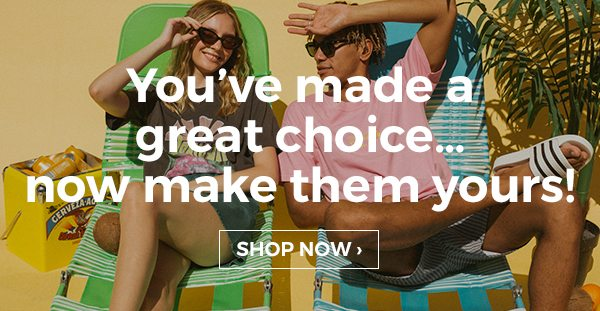 Don't miss out on your items - Shop Now!