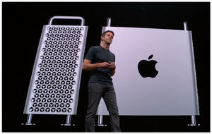Apple Mac Pro design inspires cheese grater jokes, and they're pretty gouda