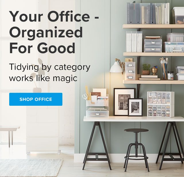 Your Office - Organized For Good ›