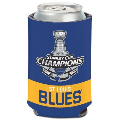 St. Louis Blues WinCraft 2019 Stanley Cup Champions 12oz. Can Cooler