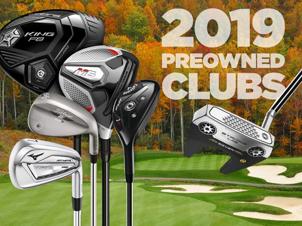 2019 Preowned Clubs Now Available