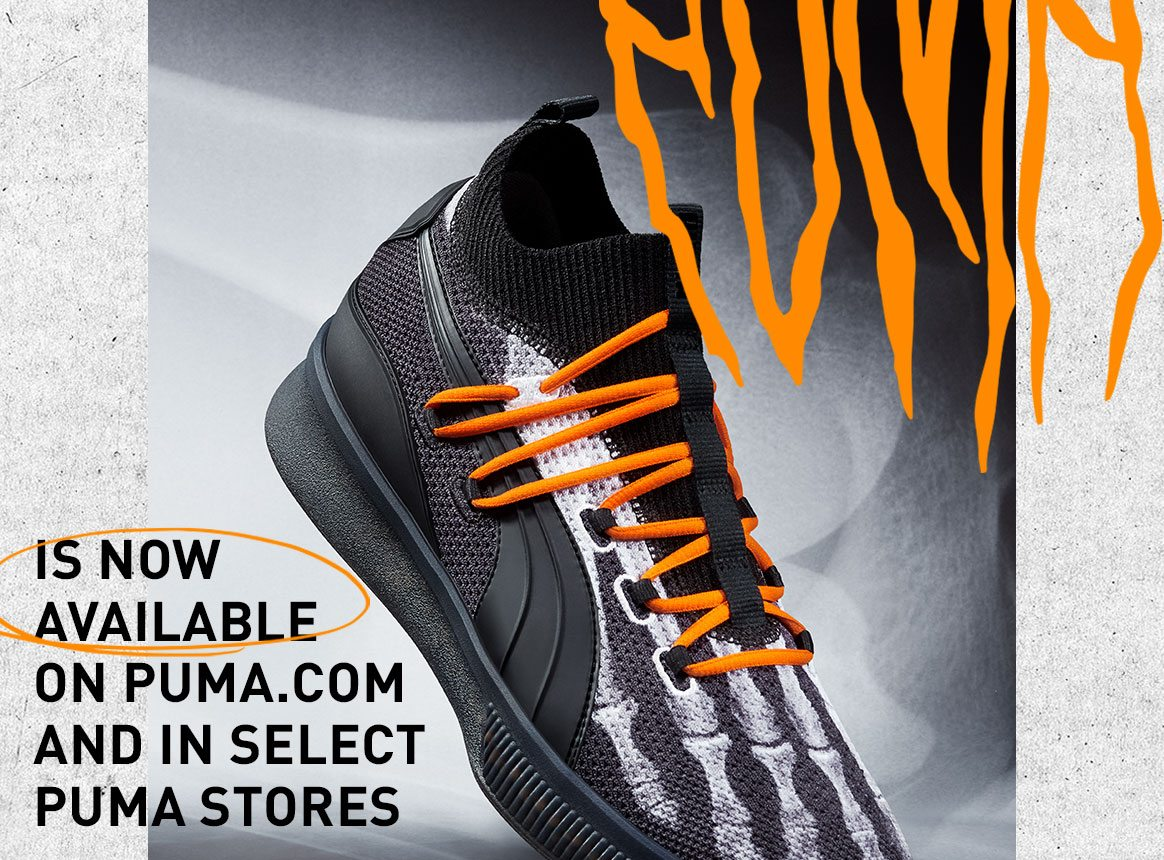 quality design e4b3f e48f4 CLYDE COURT X-RAY. SCREAM-WORTHY. - PUMA Email Archive