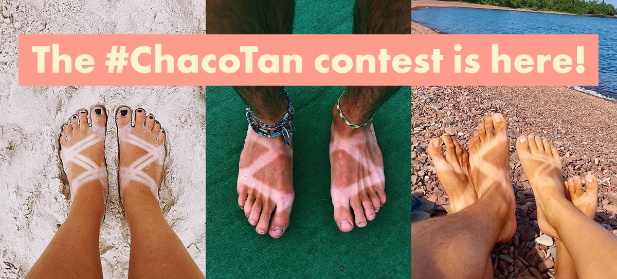The #ChacoTan contest is here!