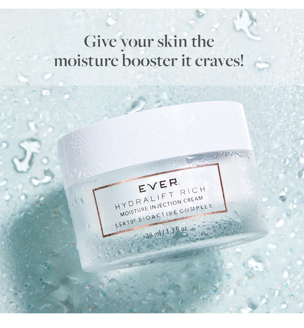 Give your skin the moisture booster it craves!