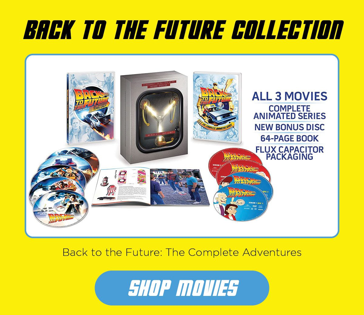 The Back to The Future Collection
